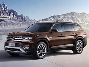 The exterior looks largely identical to the us spec vw atlas save for