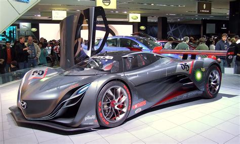 where are mazda cars made mazda furai