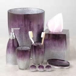 Lavender bathroom accessories stardust purple bath collection 16 00