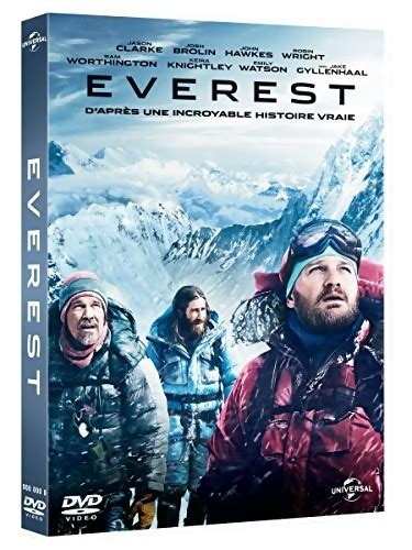 film everest sortie everest en dvd blu ray