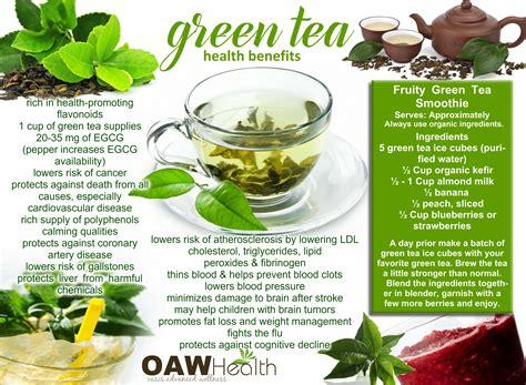 Green Tea green tea health benefits