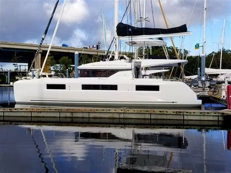 catamarans for sale america new lagoon 50 catamaran just arrived for america s