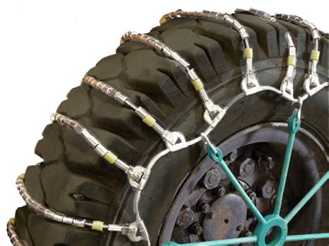 heavy duty cable chain forklift