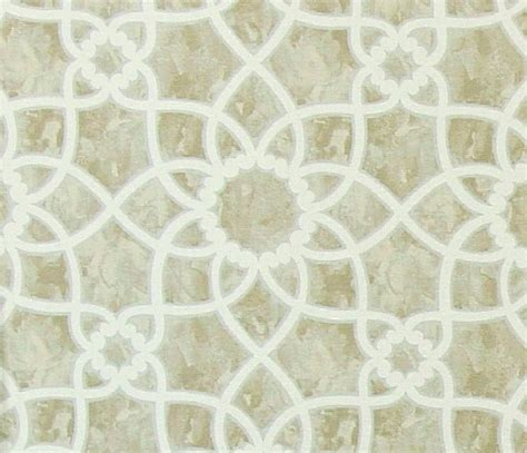 Grey Brown Upholstery Fabric Brown Gray Tile Fabric Trellis Scroll Watercolor Modern