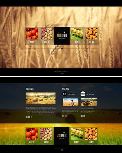 templates for agriculture website agriculture website template agriculture companies