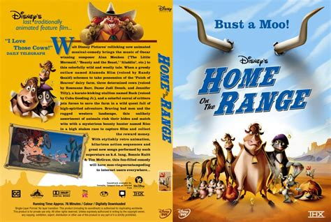 home on the range dvd scanned covers 2168home on