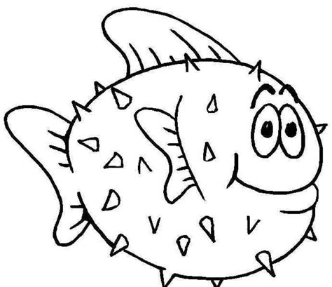 fish coloring book pages coloring home