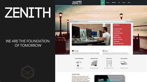 Wordpress Themes Zenith | zenith responsive multi purpose wordpress theme themes