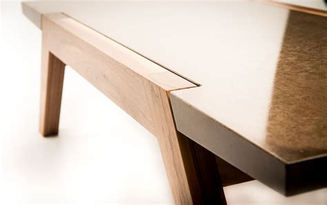 concrete and wood coffee table concrete and wood coffee table lofted wood
