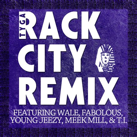 Where Is Rack City by Rack City Remix Cover