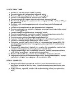 objective statement resume exles best 25 resume objective ideas on career