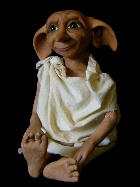 dobby house elf doll dobby