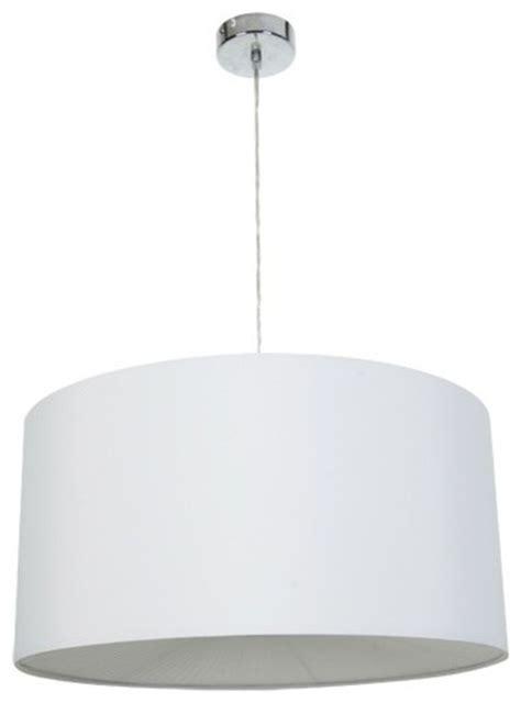 Beacon Lighting Pendant Yvette Pendant In White Chrome Lighting Beacon Lighting Contemporary Pendant Lighting