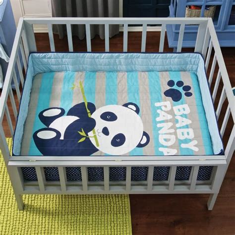 panda crib bedding baby panda comforter vianney home decor baby bedroom