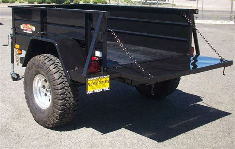 jeep utility trailer gallery jeep trailers pac trailers