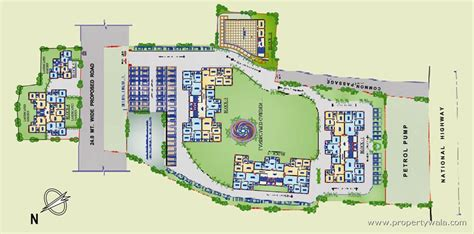 home plan design in kolkata natural heights nazrul islam avenue area kolkata residential project propertywala com