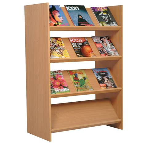 pictures of book racks magazine book rack beech brom