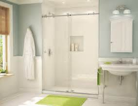 alumax proline heavy glass units shower doors bathroom