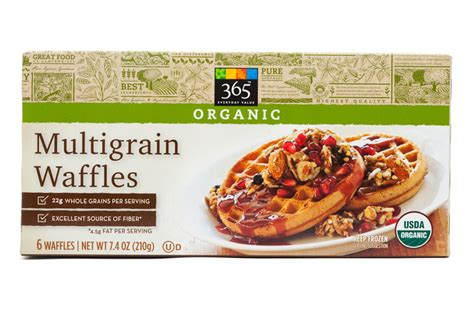 8 whole grains vans 8 whole grains waffles waffles