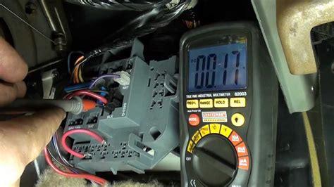 part  daytime running light circuit troubleshooting drl circuit youtube