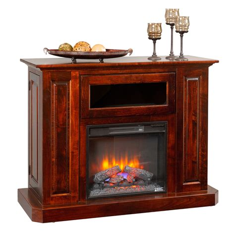 furniture fireplace entertainment center deluxe fireplace entertainment center amish furniture