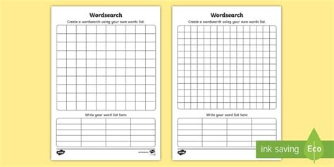 blank templates for word searches blank word search sheet word search word game find the