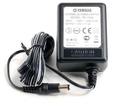 Jual Adaptor Yamaha Pa 300 yamaha pa 150b 12v uk mains adaptor up to 1500ma