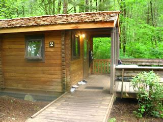 Silver Creek Falls Cabins by Simply Cing At Silver Falls State Park