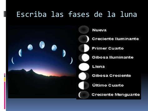 fechas de las fases de la luna en mes de agosto de 2016 fases de la luna