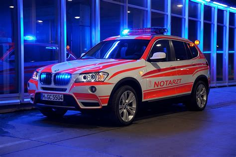 bmw vans and trucks bmw showcases 2013 emergency vehicles at the rettmobil