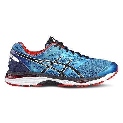 asics gel cumulus 18 mens running shoes sweatband