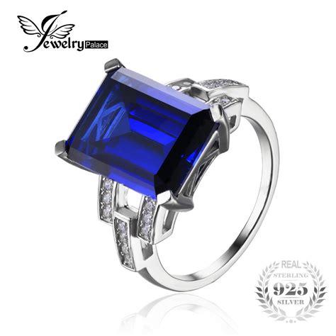 get cheap emerald cut engagement ring aliexpress