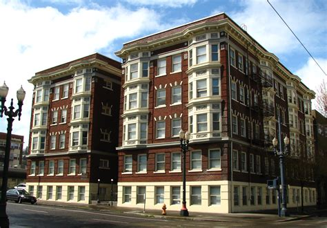 what is appartment file brown apartments portland oregon jpg wikimedia