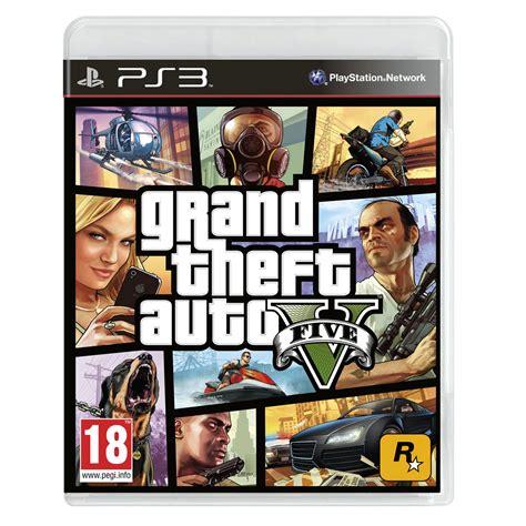Grand Theft Auto V Ps3 by Grand Theft Auto V Ps3 Ldlc Rockstar Games Sur