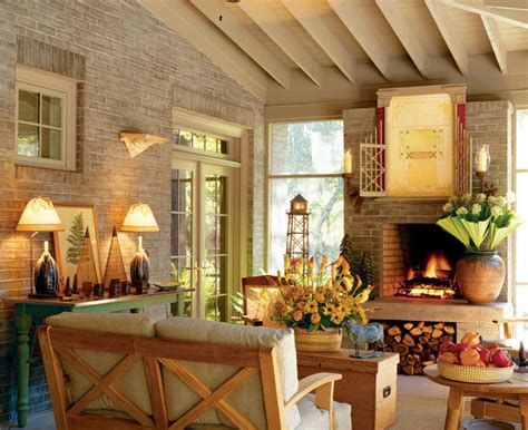 southern living pictures brookgreen cottage ryan gainey company southern
