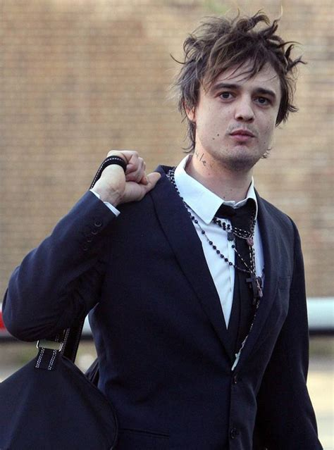 Pete Doherty Admits He Was Is A by Winehouse Self Portrait Painted In Blood Set To