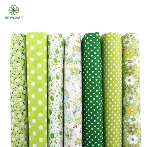 Patchwork Fabric Bundles - green floral quilting fabric fabric 2015 cotton fabric