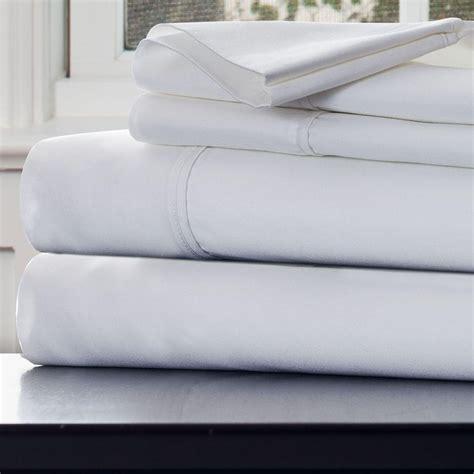 cotton sheets reviews 28 images lavish home 1000 lavish home 4 piece white 1000 count cotton sateen king