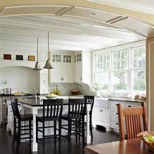 Kitchen island with built in table yes please love counter height