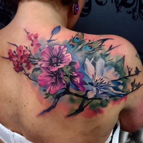 tattoo on upper back 60 best upper back tattoos designs meanings all