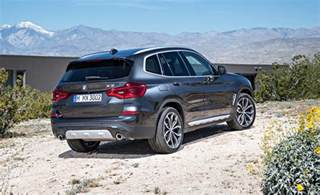 Bmw X3 2018 2018 Bmw X3 Debuts With 355 Hp M40i The Torque Report