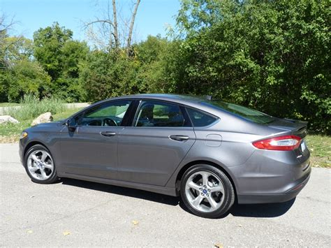 Ford Fusion Se Sport by Comparison Review 2013 Honda Accord Sport Vs 2013 Ford