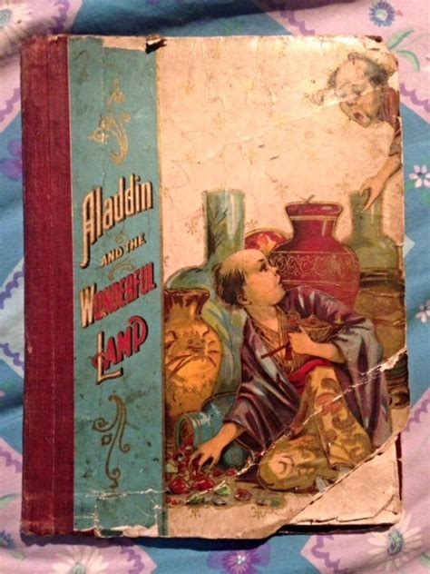 childrens books collectors weekly aladdin and the wonderful l collectors weekly