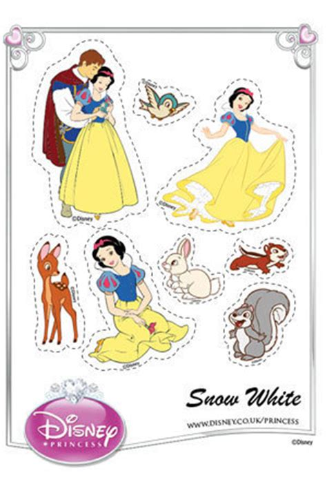 Naco Label Sticker Pack Snow disney princess uk colouring activities more