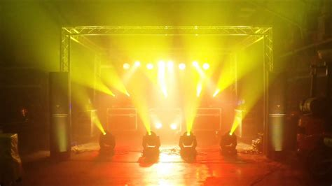 small set of lights parhelion sound and light sle small lighting rig