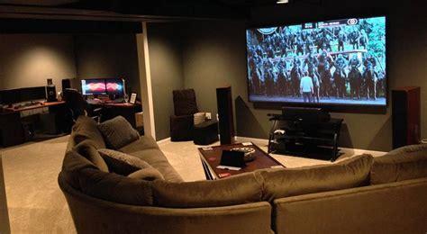 como montar  pequeno cine en casa la voz