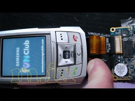 reset samsung e250 samsung sgh e250 video clips