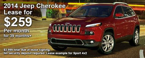 Jeep Lease Deals Chicago Lease Specials In Chicago Illinois Leasetradercom Autos Post