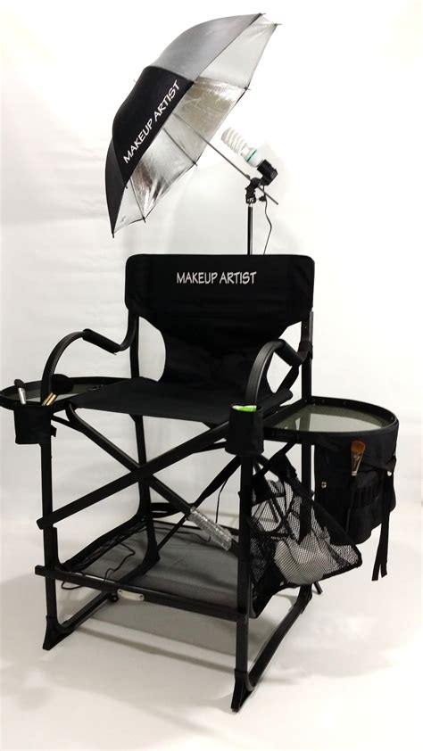 portable makeup chair melbourne free name logo as seen on tv the original tuscany pro
