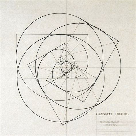 fibonacci trefoil 169 rafael araujo the church sacred